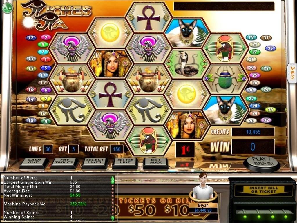 Reel Deal Slot Mystery