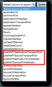Palo Alto Networks NetFlow NAT Support