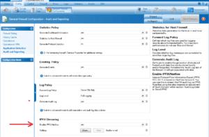 Barracuda Firewall: IPFIX - NetFlow Reporting