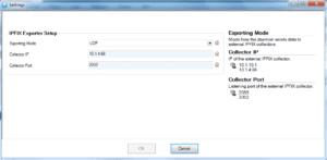 Barracuda IPFIX Export Setup