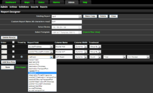Advanced Network Report Designer: NAT Reporting