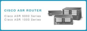 Cisco ASR Series Router