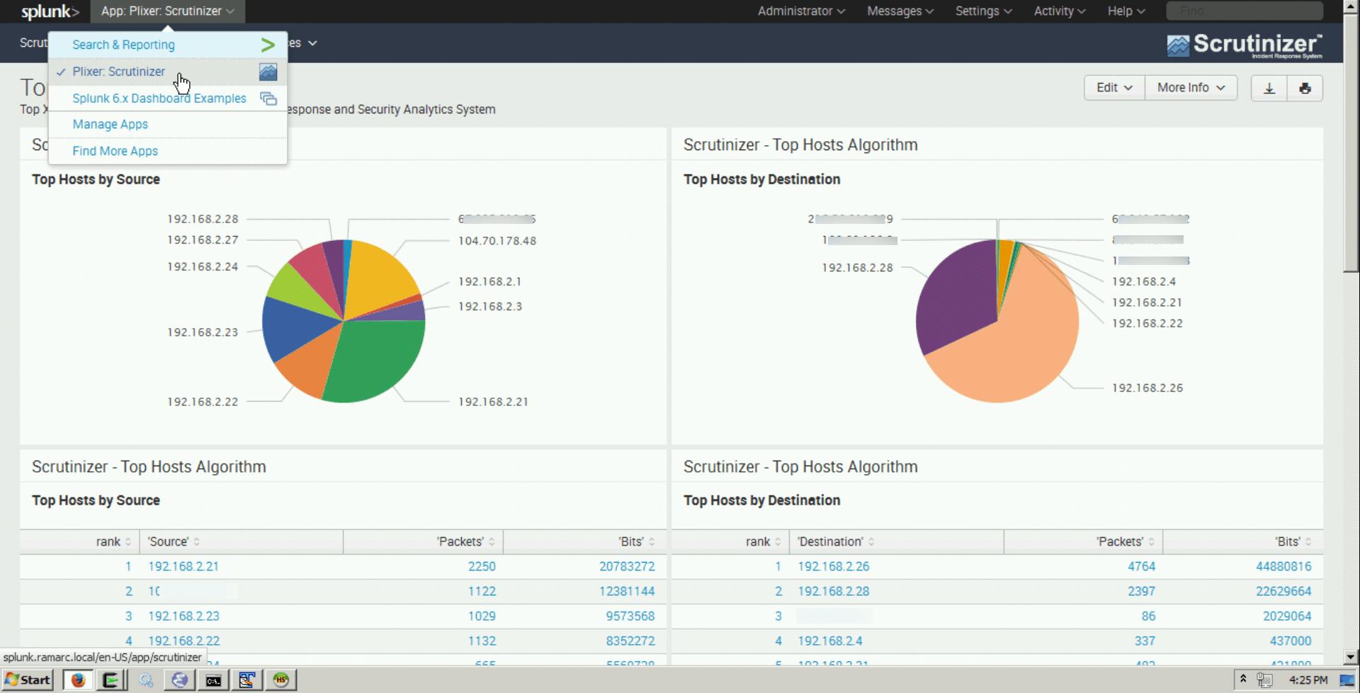 Splunk NetFlow Integration