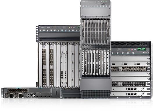 Juniper MX Series Routers