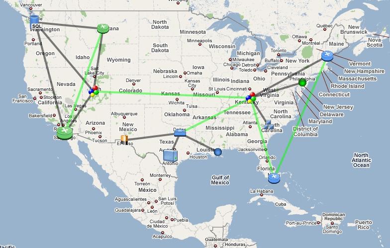 Google map integration gps coordinates sciox Gallery