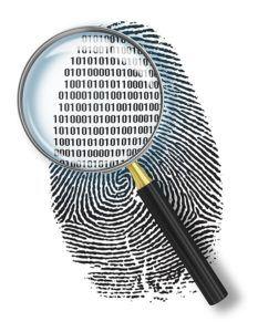 binary thumbprint