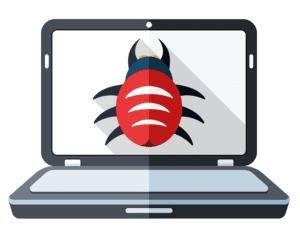 laptop bug