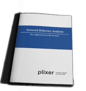Network Behavior Analysis Whitepaper