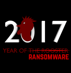 2017: The Year of Ransomware