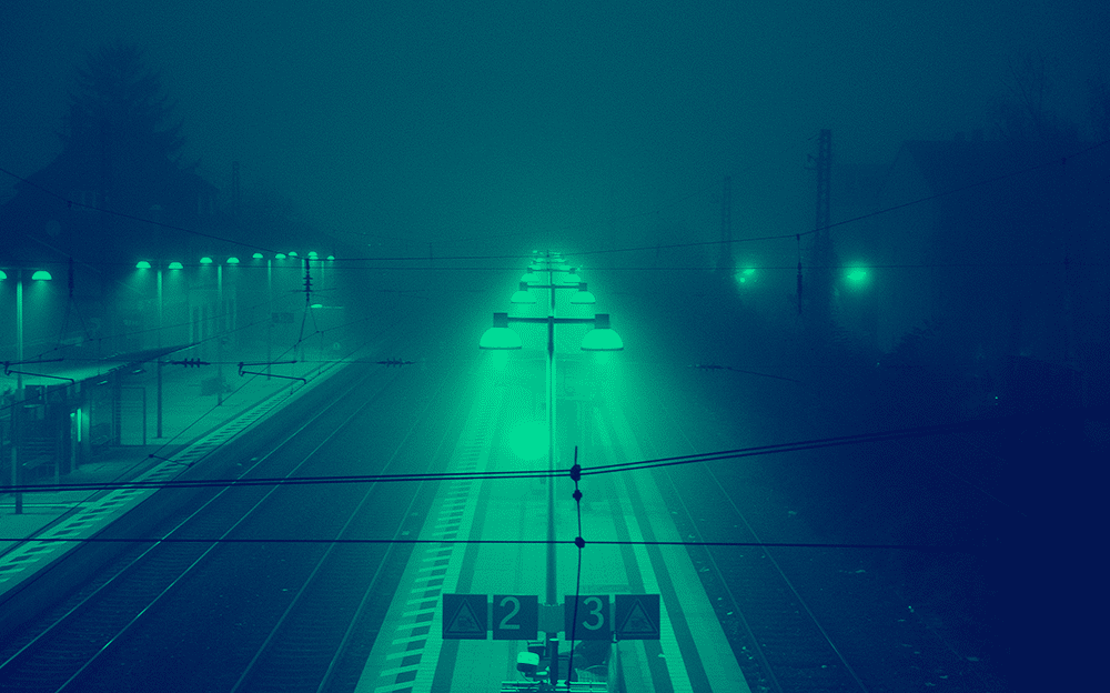Foggy network visibility