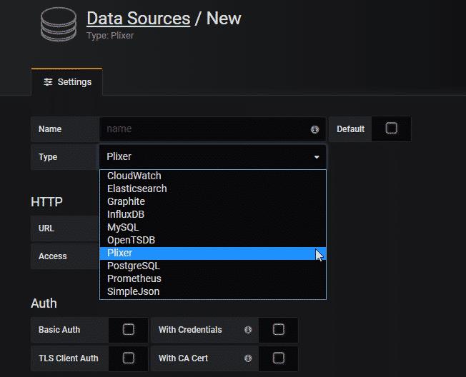 Grafana NetFlow Data Source