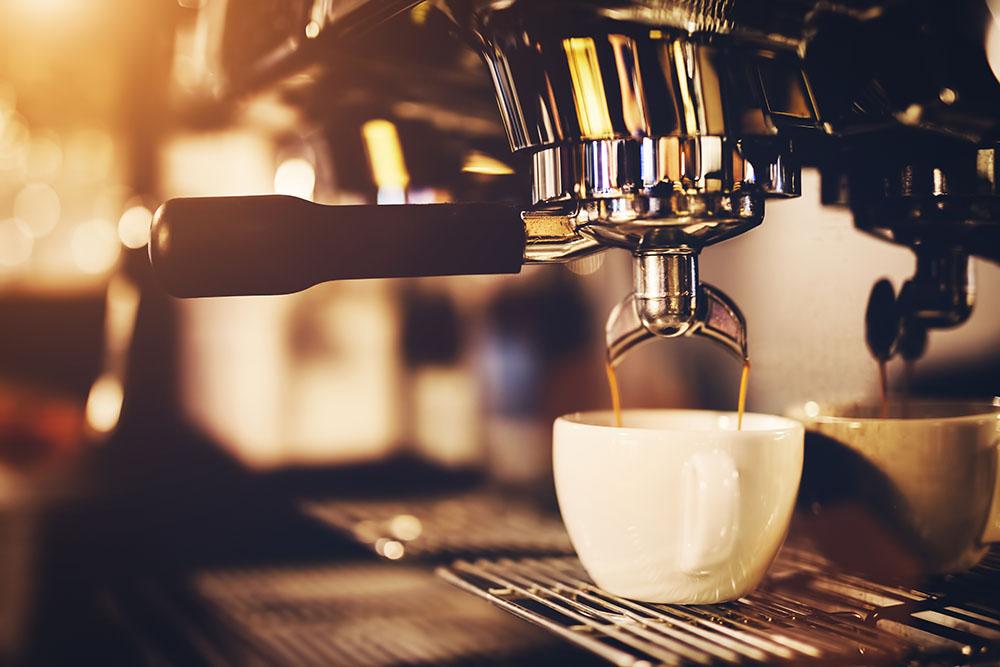 IoT Coffee Bar