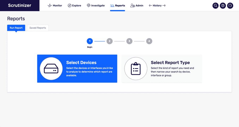 Scrutinizer Reports tab